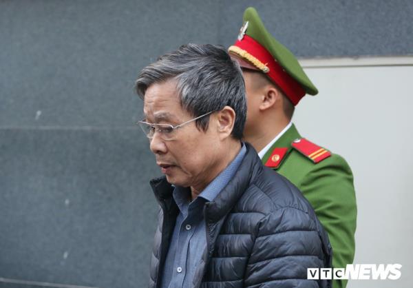 Hôm nay, tòa tuyên án hai cựu Bộ trưởng Nguyễn Bắc Son, Trương Minh Tuấn - Ảnh 1.
