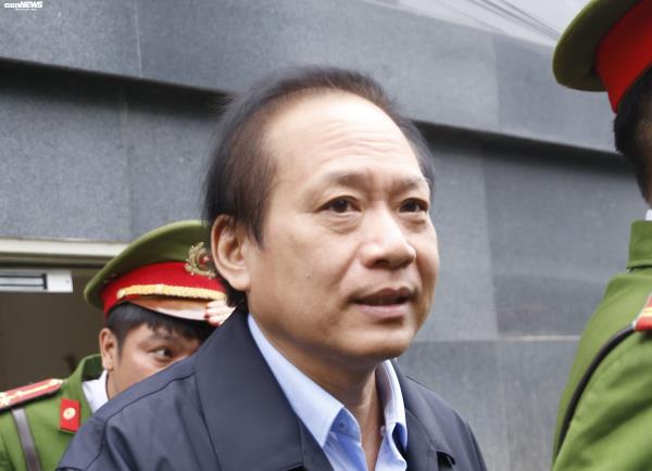 Hôm nay, tòa tuyên án hai cựu Bộ trưởng Nguyễn Bắc Son, Trương Minh Tuấn - Ảnh 2.