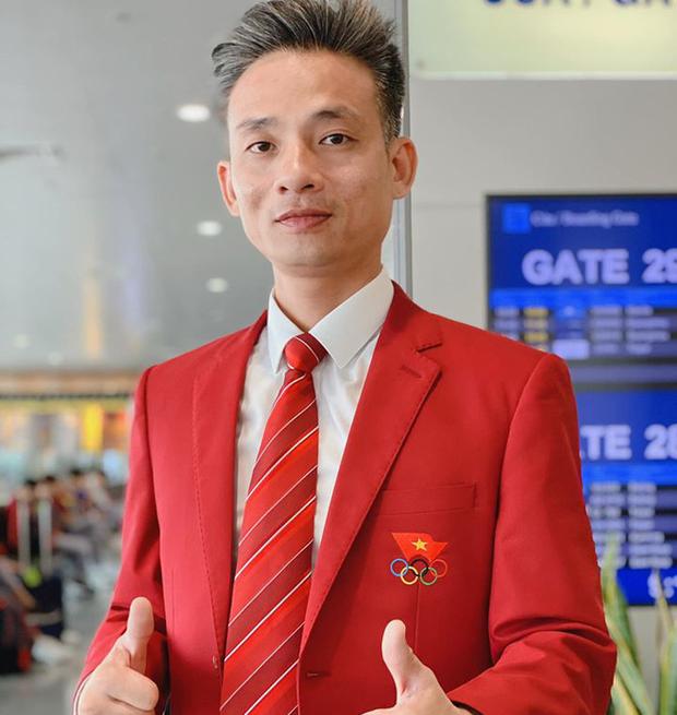 Bác sĩ của Đoàn thể thao Việt Nam tại SEA Games 2019 lo ngại Quang Hải sẽ phải chia tay giải đấu - Ảnh 1.