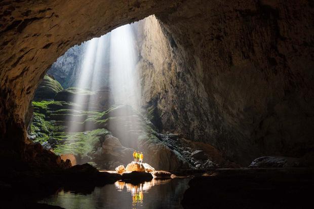 Tạp chí Condé Nast Traveller chọn hang Sơn Đoòng là Kỳ quan mới của Thế giới năm 2020 - Ảnh 1.