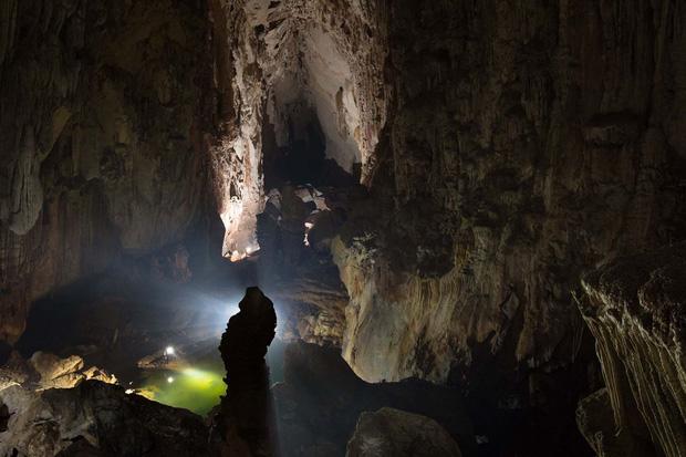 Tạp chí Condé Nast Traveller chọn hang Sơn Đoòng là Kỳ quan mới của Thế giới năm 2020 - Ảnh 4.