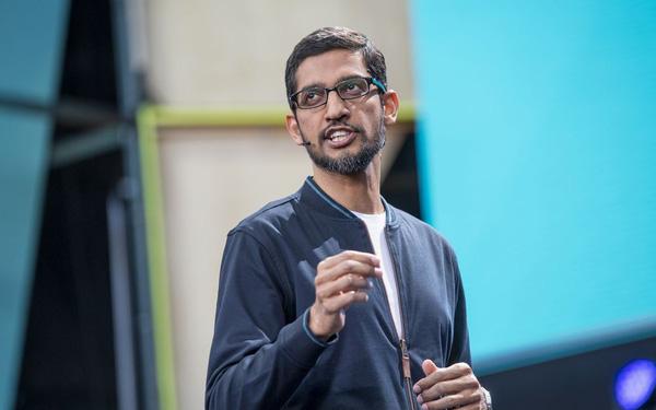 Chân dung bộ óc thiên tài vừa được trao cho ngai vàng ở công ty mẹ Google: Có thể nhớ tất cả các số điện thoại từng bấm gọi, đích thân Lary Page khen ngợi là một tài năng lớn - Ảnh 1.