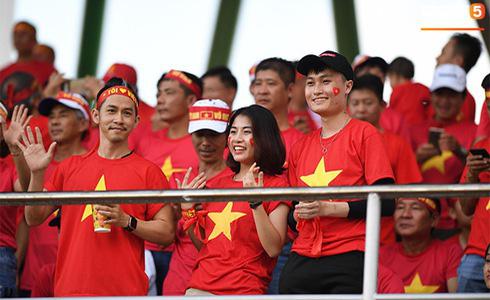 Việt Nam cho Thái Lan thành cựu vương sau trận hòa 2-2, tiến thẳng vào bán kết SEA Games gặp đối thủ Campuchia - Ảnh 2.