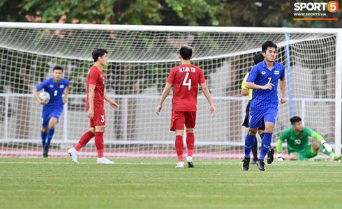 Việt Nam cho Thái Lan thành cựu vương sau trận hòa 2-2, tiến thẳng vào bán kết SEA Games gặp đối thủ Campuchia - Ảnh 31.