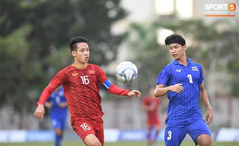 Việt Nam cho Thái Lan thành cựu vương sau trận hòa 2-2, tiến thẳng vào bán kết SEA Games gặp đối thủ Campuchia - Ảnh 36.
