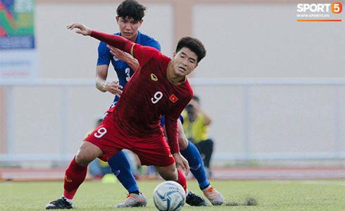 Việt Nam cho Thái Lan thành cựu vương sau trận hòa 2-2, tiến thẳng vào bán kết SEA Games gặp đối thủ Campuchia - Ảnh 37.