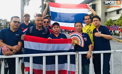 Việt Nam cho Thái Lan thành cựu vương sau trận hòa 2-2, tiến thẳng vào bán kết SEA Games gặp đối thủ Campuchia - Ảnh 15.