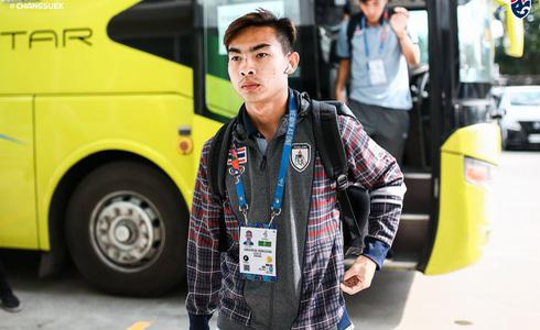 Việt Nam cho Thái Lan thành cựu vương sau trận hòa 2-2, tiến thẳng vào bán kết SEA Games gặp đối thủ Campuchia - Ảnh 21.