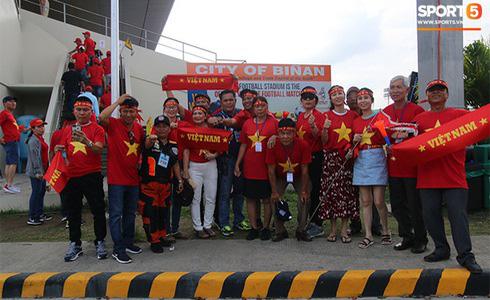 Việt Nam cho Thái Lan thành cựu vương sau trận hòa 2-2, tiến thẳng vào bán kết SEA Games gặp đối thủ Campuchia - Ảnh 25.