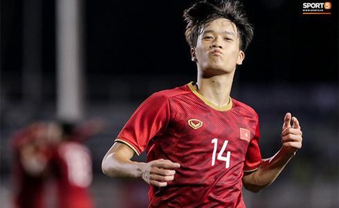 Việt Nam cho Thái Lan thành cựu vương sau trận hòa 2-2, tiến thẳng vào bán kết SEA Games gặp đối thủ Campuchia - Ảnh 30.