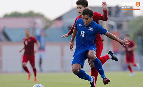 Việt Nam cho Thái Lan thành cựu vương sau trận hòa 2-2, tiến thẳng vào bán kết SEA Games gặp đối thủ Campuchia - Ảnh 39.