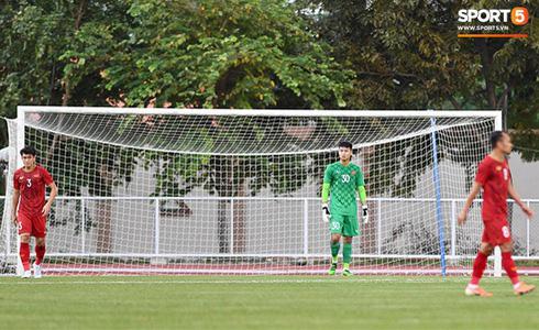 Việt Nam cho Thái Lan thành cựu vương sau trận hòa 2-2, tiến thẳng vào bán kết SEA Games gặp đối thủ Campuchia - Ảnh 35.