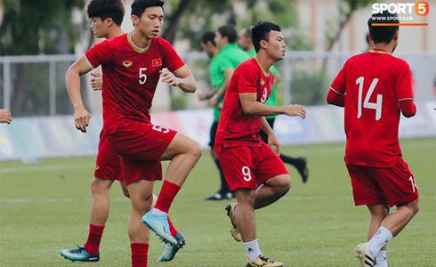 Việt Nam cho Thái Lan thành cựu vương sau trận hòa 2-2, tiến thẳng vào bán kết SEA Games gặp đối thủ Campuchia - Ảnh 10.