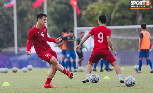 Việt Nam cho Thái Lan thành cựu vương sau trận hòa 2-2, tiến thẳng vào bán kết SEA Games gặp đối thủ Campuchia - Ảnh 11.