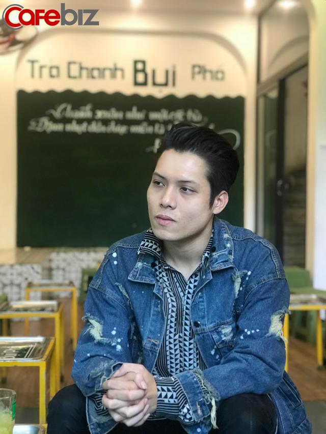 Gặp gỡ đồng sáng lập Trà chanh Bụi Phố: Quy mô gần 400 cơ sở nhượng quyền, nhắm đích đưa thương hiệu ra nước ngoài như Cộng Cà phê - Ảnh 2.