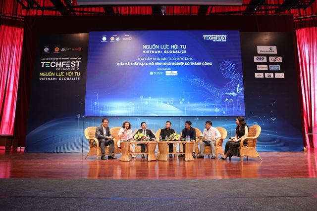 Shark Trương Lý Hoàng Phi: Chúng tôi đôi khi cũng phải trả giá vì tin vào startup  - Ảnh 1.