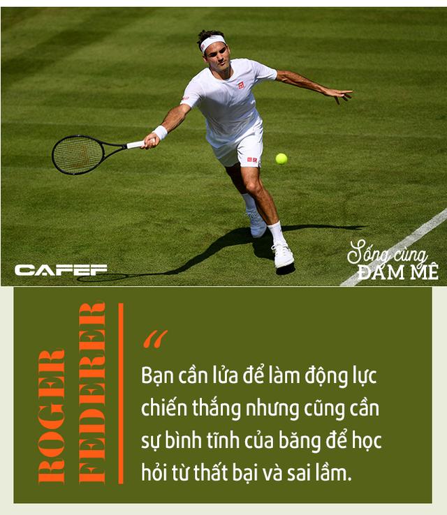 Chuyến tàu tốc hành không hồi kết của Roger Federer: Chiến thắng và trở thành huyền thoại, bất chấp sự hoài nghi, chấn thương và tuổi tác! - Ảnh 5.