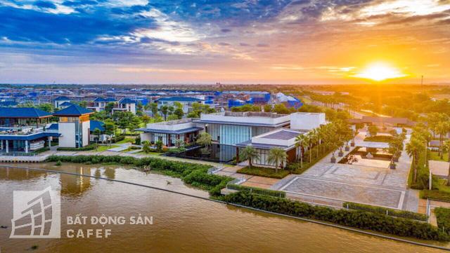 Bên trong khu dinh thự triệu đô ven sông Sài Gòn của giới nhà giàu ở Nhơn Trạch - Ảnh 8.