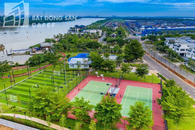 Bên trong khu dinh thự triệu đô ven sông Sài Gòn của giới nhà giàu ở Nhơn Trạch - Ảnh 9.