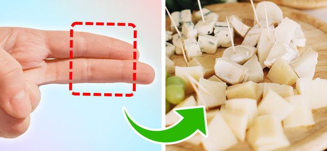 Mẹo đơn giản: Dùng bàn tay đo lượng thức ăn mỗi ngày, vừa khỏe mạnh lại tránh nguy cơ thừa cân, béo xấu xí - Ảnh 3.