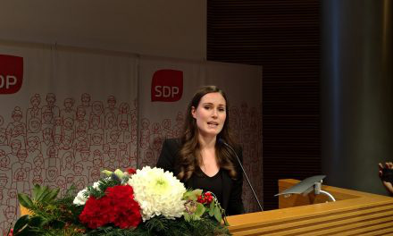 Chân dung bà Sanna Marin, vị thủ tướng trẻ nhất trong lịch sử  - Ảnh 2.