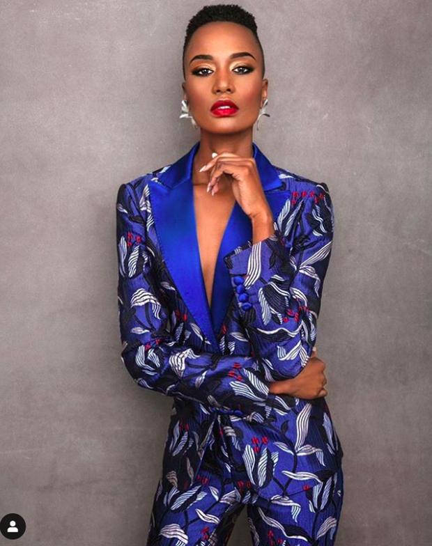 Nhan sắc lạ và đầy ấn tượng của mỹ nhân Nam Phi vừa đăng quang Miss Universe 2019 - Ảnh 12.