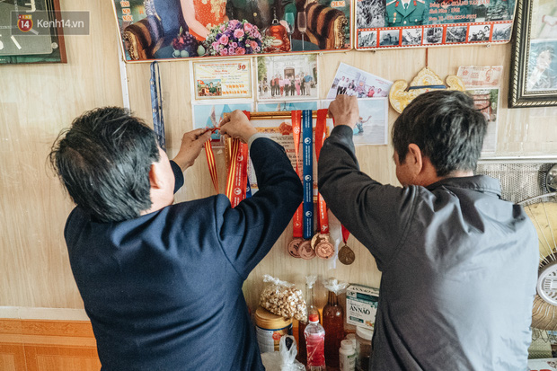 Về thăm ngôi nhà giản dị của hot girl làng bóng đá nữ Hoàng Thị Loan: Nhìn con chiến đấu lăn xả, người làm cha mẹ nào cũng xót... - Ảnh 11.