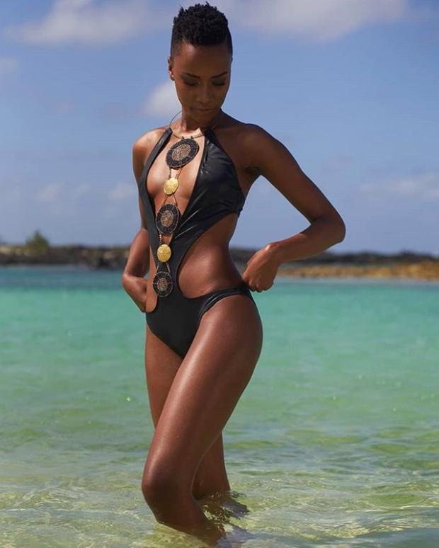 Nhan sắc lạ và đầy ấn tượng của mỹ nhân Nam Phi vừa đăng quang Miss Universe 2019 - Ảnh 14.