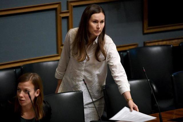 Chân dung bà Sanna Marin, vị thủ tướng trẻ nhất trong lịch sử  - Ảnh 9.