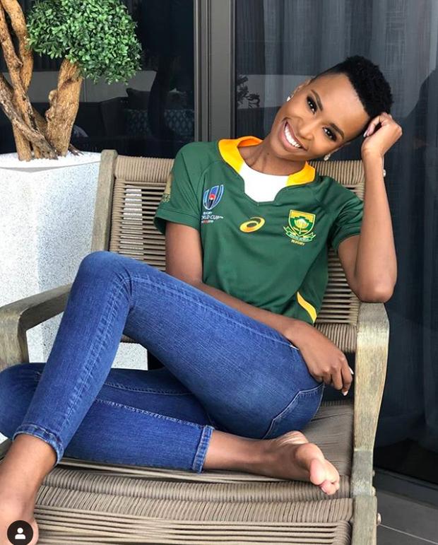 Nhan sắc lạ và đầy ấn tượng của mỹ nhân Nam Phi vừa đăng quang Miss Universe 2019 - Ảnh 11.