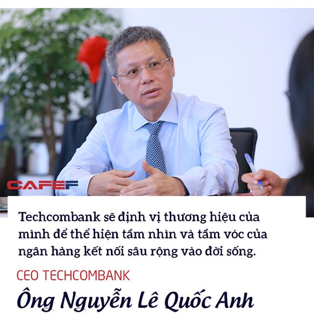 Ceo Techcombank: Trồng cây ăn quả phải mất 3-10 năm, thành quả của chúng tôi hôm nay đã được chuẩn bị từ 3-4 năm trước - Ảnh 5.