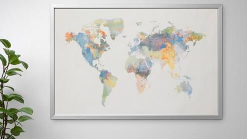 IKEA dính phốt lớn: Bán bản đồ địa cầu quên New Zealand khiến gần 5 triệu dân nước này nổi giận - Ảnh 1.