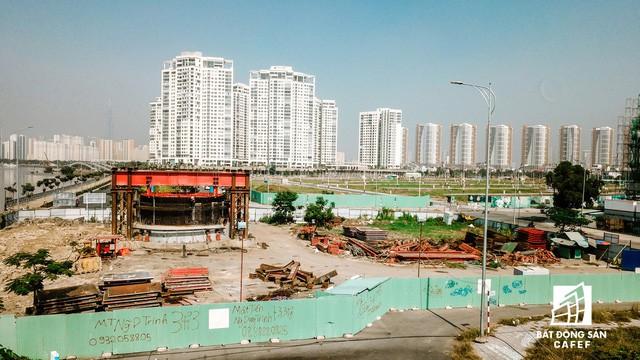 Cận cảnh những dự án giao thông đang làm thay đổi thị trường bất động sản TP.HCM - Ảnh 13.