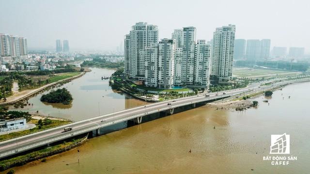 Cận cảnh những dự án giao thông đang làm thay đổi thị trường bất động sản TP.HCM - Ảnh 3.