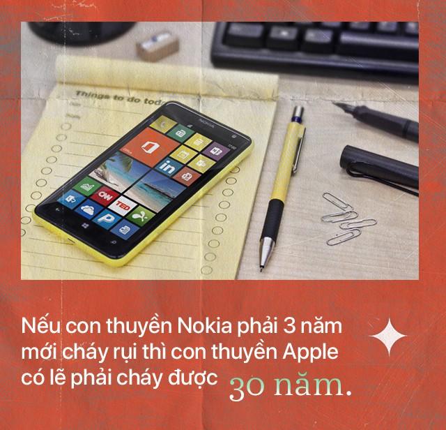 apple - photo 4 1549850268373314939404 - Vì sao nói Apple khó có thể lâm vào tình cảnh của Nokia ngày trước?