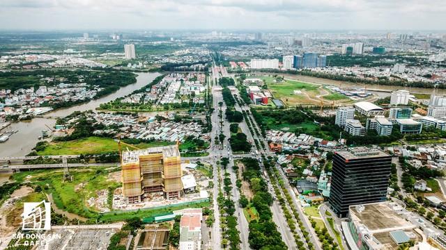 Cận cảnh những dự án giao thông đang làm thay đổi thị trường bất động sản TP.HCM - Ảnh 5.