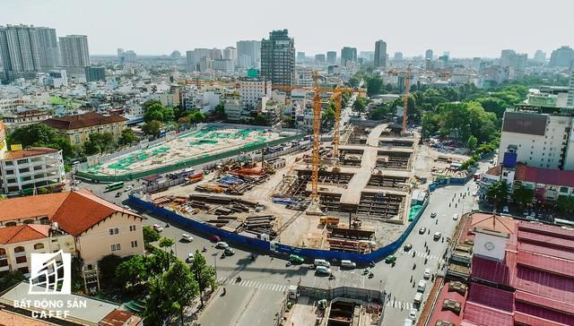 Cận cảnh những dự án giao thông đang làm thay đổi thị trường bất động sản TP.HCM - Ảnh 7.