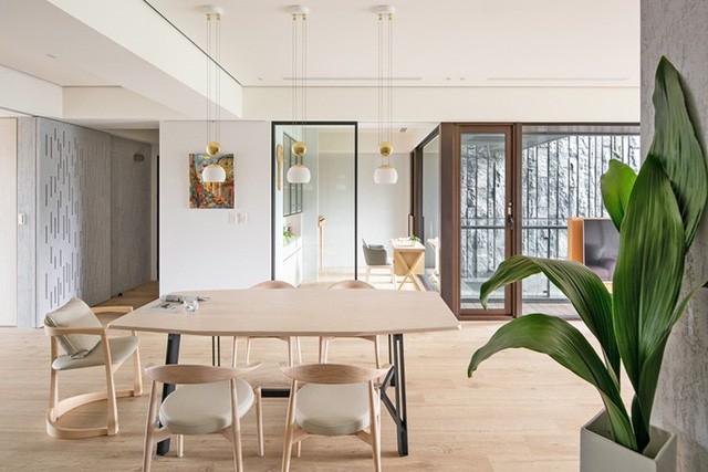 Ngôi nhà mang phong cách mở có 3 thế hệ sống chung - Ảnh 6.