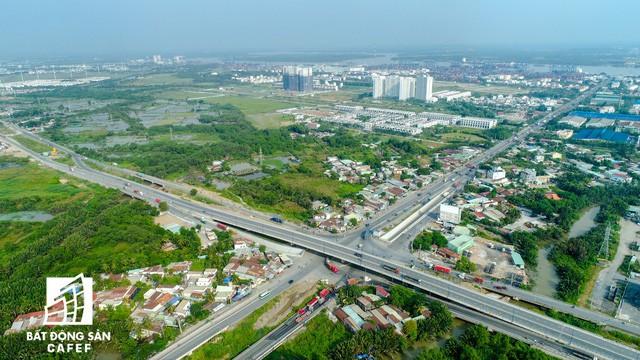 Cận cảnh những dự án giao thông đang làm thay đổi thị trường bất động sản TP.HCM - Ảnh 8.