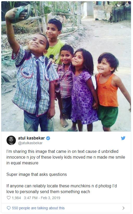 Tấm ảnh selfie gây xúc động mạnh trên mạng xã hội thế giới - Ảnh 1.