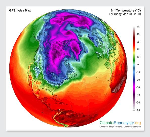 Tại sao gần đây xuất hiện những nơi chịu lạnh kỷ lục? Vì Trái Đất đang nóng lên đến mức nguy hiểm - Ảnh 2.
