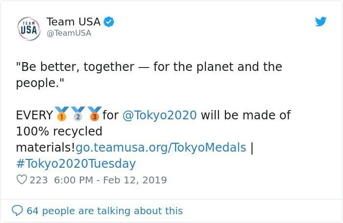nhật bản - photo 1 1550127925611708900875 - Nhật Bản kêu gọi người dân quyên góp ve chai để đúc huy chương Olympic 2020