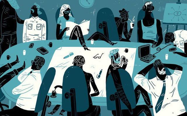 Ngừng phàn nàn về đồng nghiệp, cho mình là nạn nhân của thị phi: Dấn thân vào chốn công sở ai cũng phải có trong tay 7 chiến thuật để phòng thân, tránh tự đẩy mình vào rắc rối này - Ảnh 2.