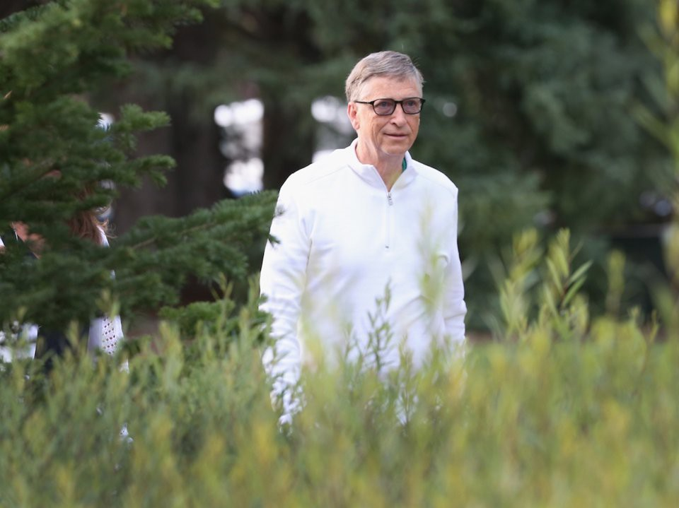 Một ngày của tỷ phú Bill Gates - Ảnh 11.