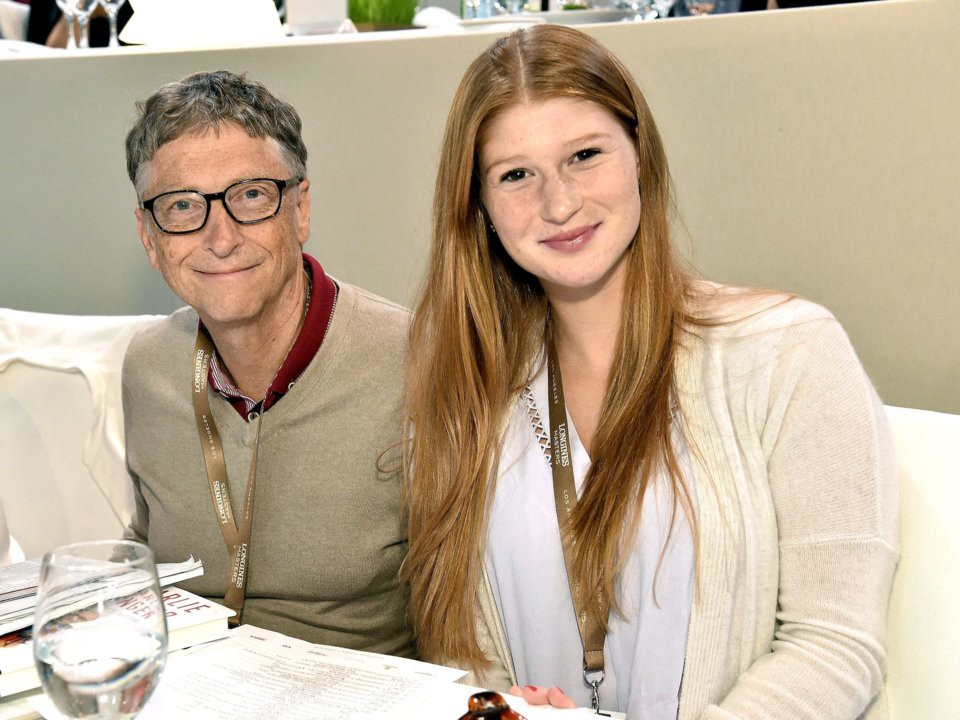 Một ngày của tỷ phú Bill Gates - Ảnh 12.