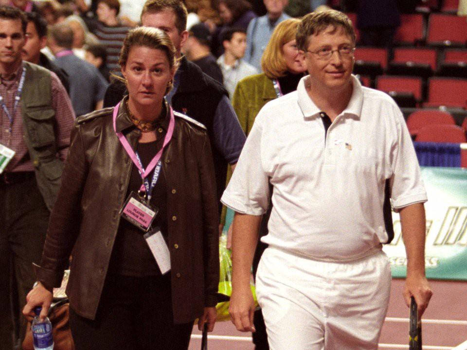 Một ngày của tỷ phú Bill Gates - Ảnh 4.