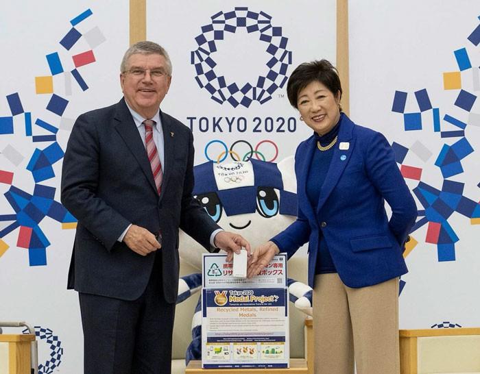 nhật bản - photo 4 155012792561657746573 - Nhật Bản kêu gọi người dân quyên góp ve chai để đúc huy chương Olympic 2020