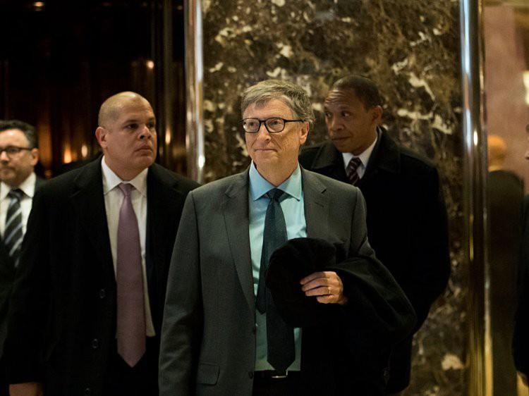 Một ngày của tỷ phú Bill Gates - Ảnh 7.