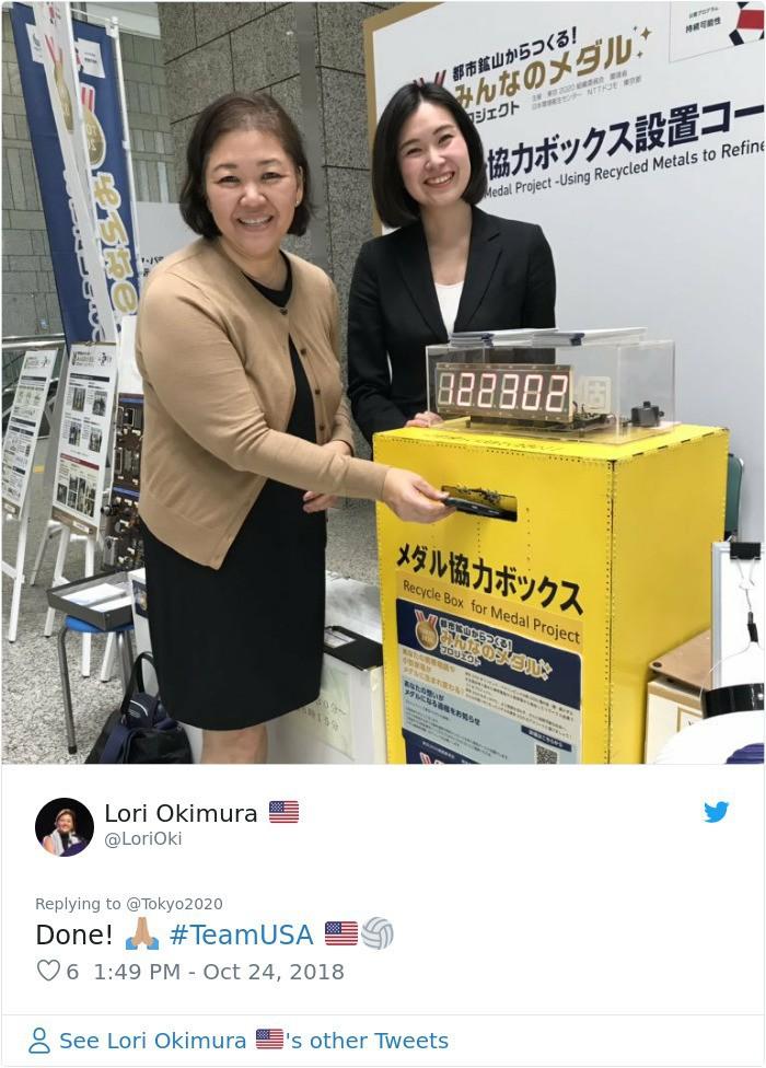 nhật bản - photo 6 1550127925618733066706 - Nhật Bản kêu gọi người dân quyên góp ve chai để đúc huy chương Olympic 2020