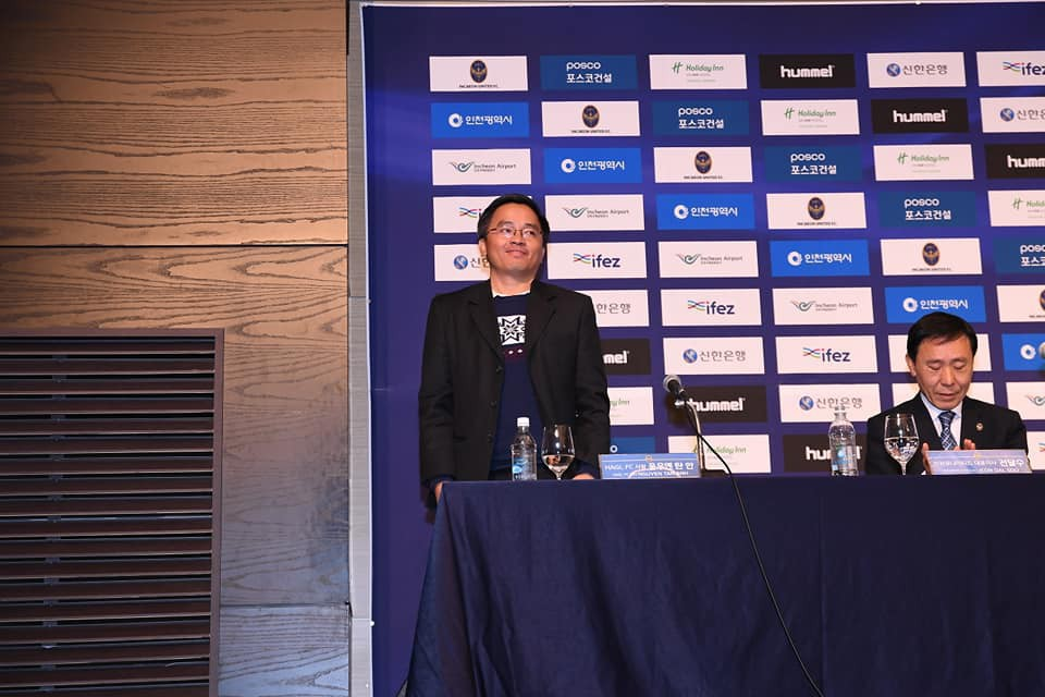 công phượng - photo 7 1550127715467559247781 - Công Phượng đầy nam tính và lịch lãm trong ngày ra mắt Incheon United